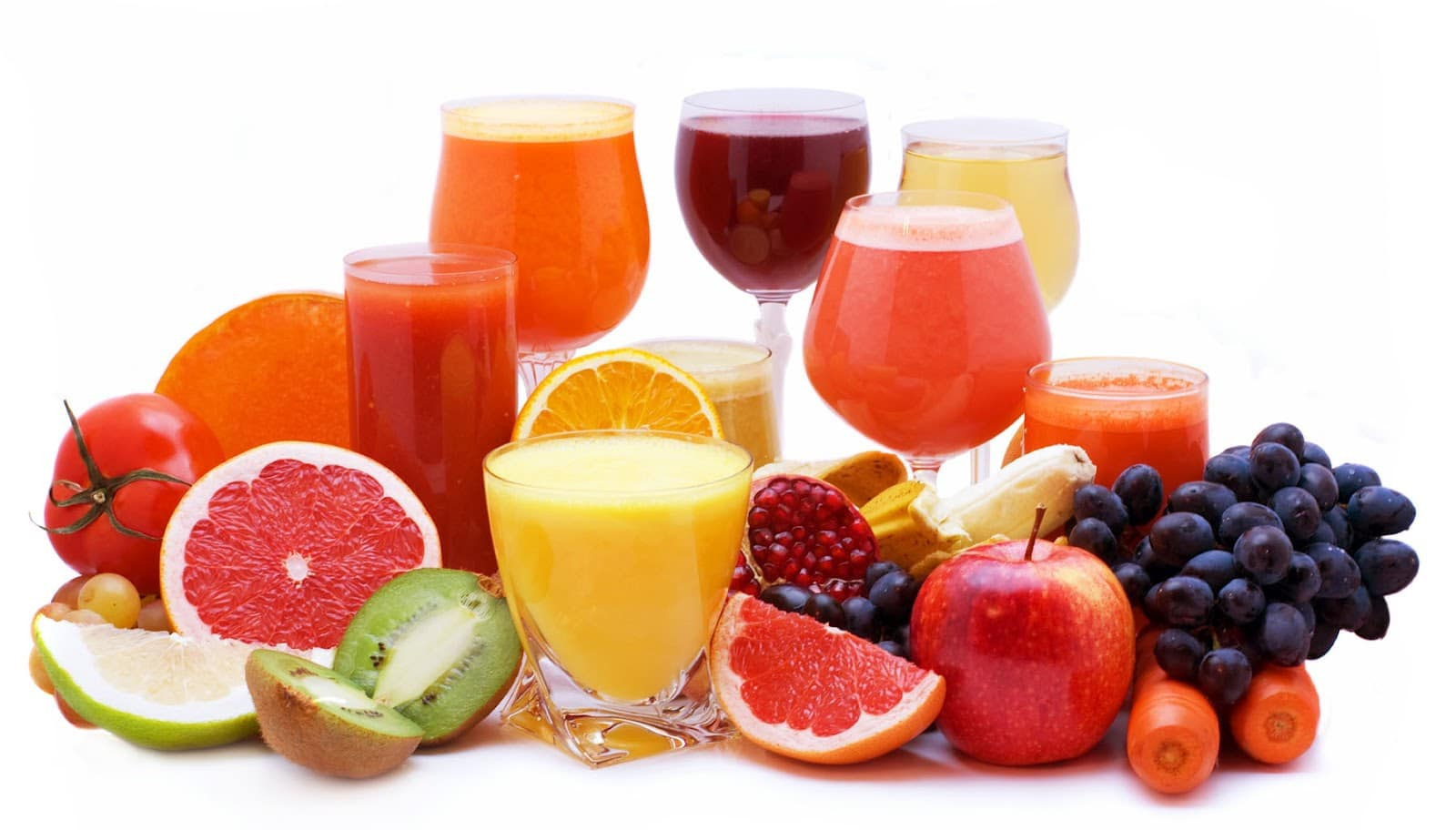 Juice Bar - Fruit and Vegetable Juices and Smoothies